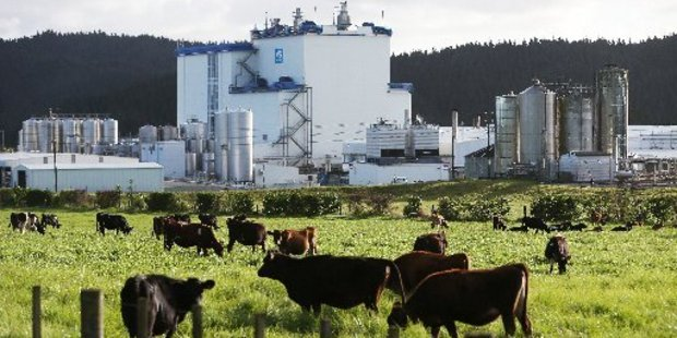 Have dairy prices peaked?