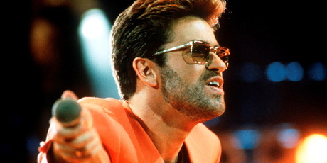 George Michael perform on stage at the Freddie Mercury Tribute Concert for AIDS Awareness at Wembley Stadium, April 20th 1992. Photo / Getty