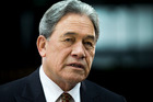 Winston Peters, New Zealand First leader. Photo / NZ Herald