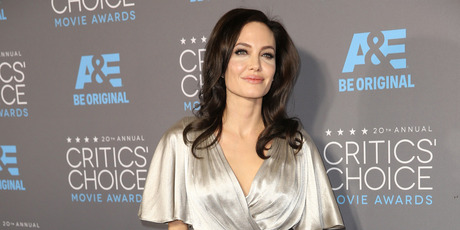 Even a star as big as Angelina Jolie has slammed Weinstein. Photo / AP