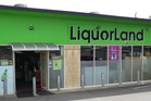Kerikeri Liquorland has been targeted by thieves three times in its new owner's first six weeks. Photo/Peter de Graaf