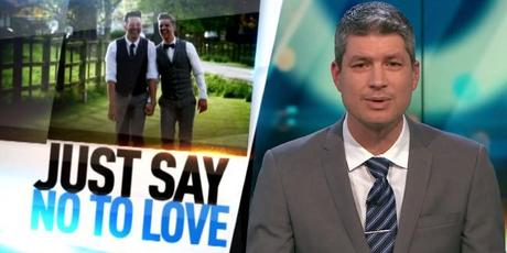 The natural order of things has been turned upside down in New Zealand since it passed same-sex marriage legislation, say NZ The Project presenter Jesse Mulligan.