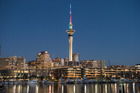 The Sky Tower is an iconic edition to the Auckland skyline.
