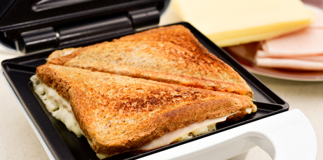 Do you know the better way to make a toastie?