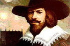 BAD GUY: The man himself -- Guy Fawkes.
