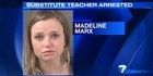 Watch: Ohio teacher arrested for sex acts with students