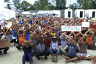Accepting the 606 refugees on Manus Island would bring a refuge crisis to a close and remind the world New Zealand is a country of principle and courage. Photo / AP