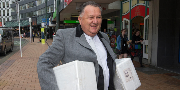 "We wouldn't want members of Shane Jones' ""constipated bureaucracy"" making such decisions, now would we? says a reader."