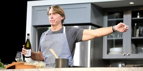 Chef John Besh. Photo / Getty Images
