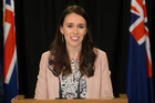 Prime Minister Jacinda Ardern during a post-Cabinet press conference at Parliament, Wellington. Photo / Mark Mitchell