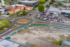 A 2940 sq m site at 1143 Heretaunga St West, Hastings is up for sale by deadline treaty. Photo/Supplied