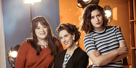 Funny Girls is up for best comedy series.