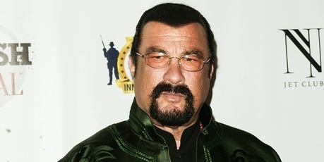 Actor Steven Seagal. Photo / Getty Images