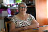Kathy Young from Papamoa Family Services says without the foodbank, some of the people she works with would not be eating at all. Photo/John Borren