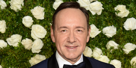 Andy Holtzman came forward to allege Kevin Spacey groped him decades ago, making him the 15th man to go public with assault allegations against the star. Photo / AP