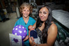 SCBU registered nurse Sandra Winton and new mum Tania, of Napier, and her son Matthew (now one week old) who was born at 37 weeks weighting 4lb 2oz, were among others who celebrated World Prematurity Day. Photo / Paul Taylor