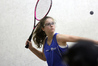 Whangarei-raised Natalie Sayes continues to be one to watch on the Auckland squash circuit. PHOTO/SUPPLIED