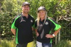 Michael McCombs and Lilly Newton have made it to the FMG Young Farmer of the Year regional final in Wellington. Photo / Supplied