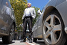 Councillor Terry Molloy has ideas to improve foot traffic in the CBD. Photo/George Novak
