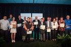 THE Dannevirke Tigers were among the big winners at the Sport Manawatu Grassroots Sports Awards. PHOTO: SPORT MANAWATU