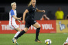 Hannah Wilkinson is one of the more experienced players in a youthful Football Ferns squad. PHOTO/PHOTOSPORT.NZ