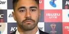 Watch: Shaun Johnson reacts to NZ's shock RLWC exit