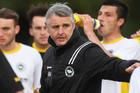 New Waiheke United coach Malcolm McPherson. Photo / Photosport.