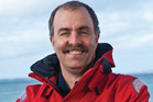 Coastguard education manager Darren Arthur