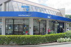 The BNZ branch in Marton closed two weeks ago. Photo / Lin Ferguson