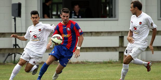 WaiBop United used to be the flagship for Waikato football before Hamilton Wanderers took over in 2016. Photo / Grant Stantiall