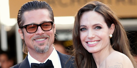 Angelina Jolie has said that she thought working with ex Brad Pitt would help their marriage. Photo / Getty Images