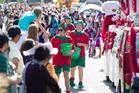 Rotorua Christmas Parade. Photo/Ben Fraser