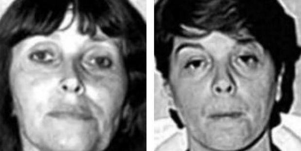 Sandra French and Kathleen Hurley. Photo / New York State Police