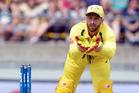 Australia's Matthew Wade in action in the Chappell-Hadlee ODI series, New Zealand vs Australia. Photo/Photosport