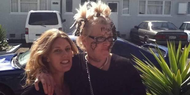 Loading Donella Knox (right) with Sharna Butcher dressed as a pirate at Butcher's son's birthday party. PHOTO/supplied