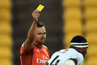 Wellington sevens appear closer to getting the red card. Photo / Photosport