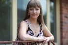 Pictured is Russian Kiwi Olga Ovsyannikova at home in Auckland today for immigration feature. 23 January 2017 New Zealand Herald  Photograph by Doug Sherring