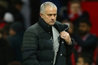 Manchester United boss Jose Mourinho claims he is treated differently from other managers. Photo / AP