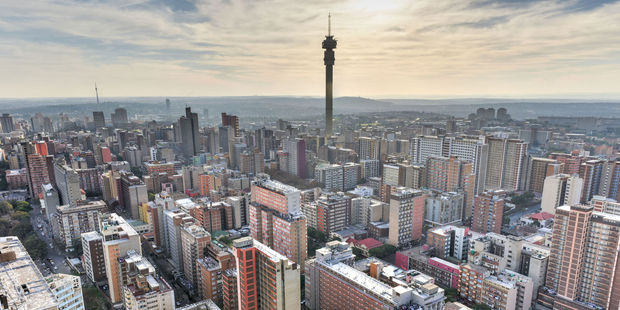 Loading Johannesburg, in South Africa, where the rule of law is the rule written by marauding, armed street gangs. Photo / 123RF