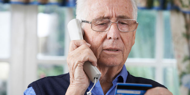 In the Tasman area alone, three elderly residents have been conned out of a total of $120,000. Photo / 123RF