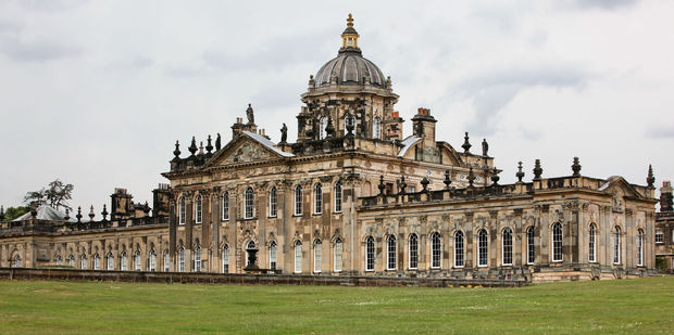 Castle Howard marks the spectacular architectural debut of Sir John Vanbrugh. Photo / 123RF