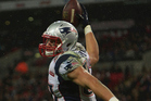 The New England Patriots - smart punters grabbed a betting slam dunk. Photo / Photopress