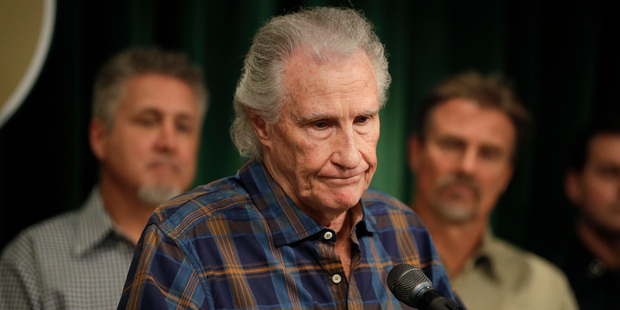 Righteous Brothers singer Bill Medley. Photo / AP
