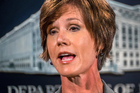 The firing of Acting Attorney-General Sally Yates crystallised all that had occurred since Donald Trump's inauguration. Photo / AP