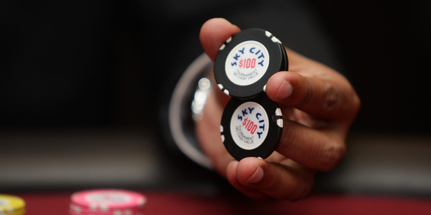 Computers are now beating professionals at poker but it is likely to be a long time before they can carry out business negotiations. Photo / Getty Images