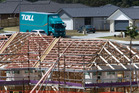 G J Gardner Homes' Graham Griffin warns Rotorua is in danger of missing out on the building boom.  Photo/File