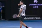 Ending all arguments, vintage Roger Federer has denied Rafael Nadal in a riveting, rollercoaster Australian Open final to become the oldest men's grand slam champion in 45 years.  Footage from Sky