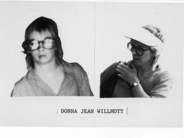Donna Willmott and her husband Claude Daniel Marks became the first couple to be put on the 'Most Wanted' list. Photo / FBI