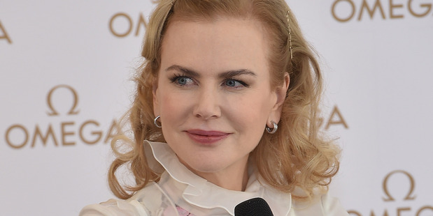 Nicole Kidman attends OMEGA 'Her Time' Q&A session in Italy. Photo / Getty Images