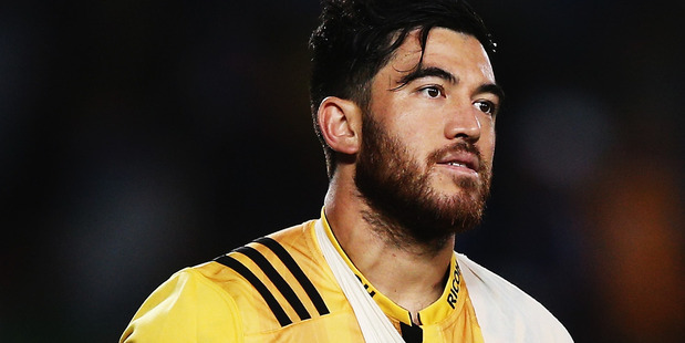 Nehe Milner-Skudder has been out of rugby since suffering a shoulder injury last March. Photo / Getty